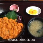 【ニセコ・積丹2泊3日】旬のバフンウニ丼を食べる旅
