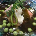 【奈良県:小料理奈良】大皿料理は半製品。どんなものに仕上がるか楽しみなお店