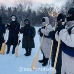 【厳冬の2月、道東2泊3日の旅】網走の流氷、カヌー釧路川源流下り、丹頂鶴など盛りだくさんです。