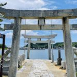 【 島旅 神集島 】 佐賀県唐津市の神集島はフェリーで8分で到着します。